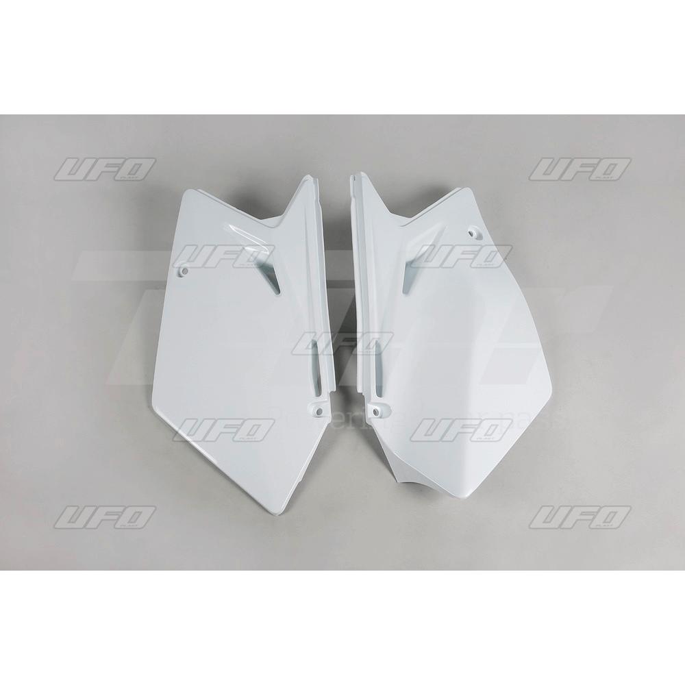 41364: UFO Paneles laterales traseros UFO Suzuki blanco SU04906-041