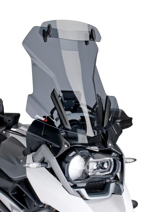 5853-PUIG-Visera-deflector-aire-Multiregulable-KYMCO-XCITING-500-2005-2013 miniatura 5