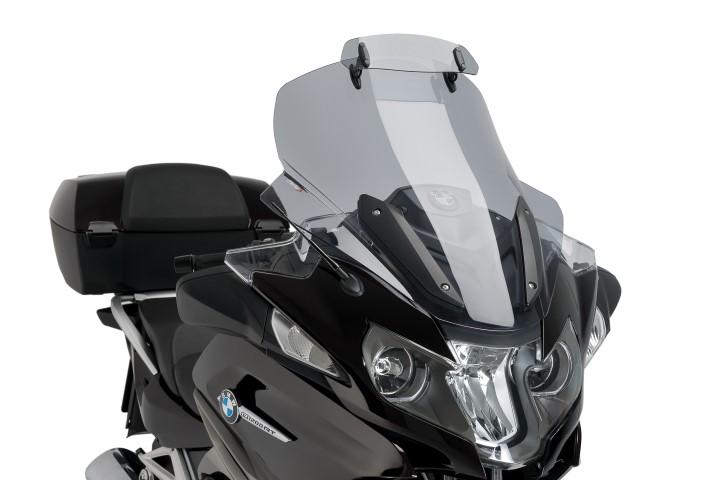 5853-PUIG-Visera-deflector-aire-Multiregulable-KYMCO-XCITING-500-2005-2013 miniatura 6