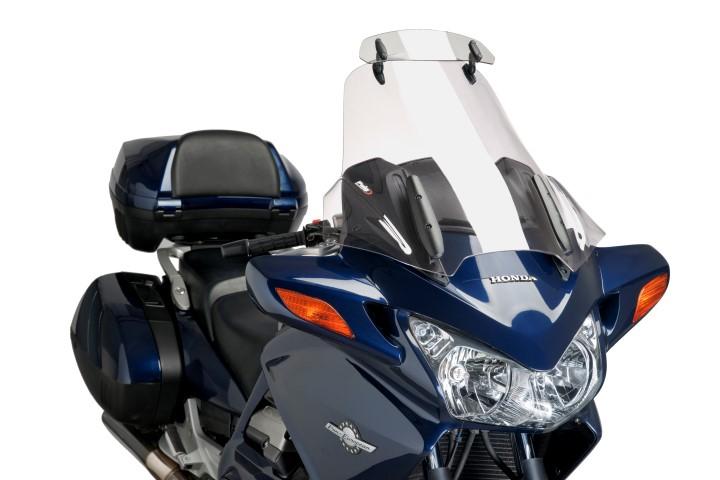 5853-PUIG-Visera-deflector-aire-Multiregulable-KYMCO-XCITING-500-2005-2013 miniatura 14