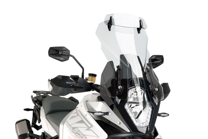 5853-PUIG-Visera-deflector-aire-Multiregulable-KYMCO-XCITING-500-2005-2013 miniatura 15