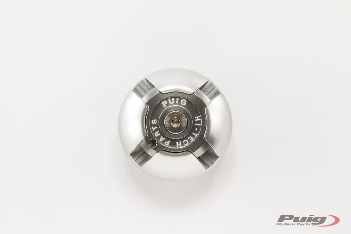 6158-PUIG-Tapon-aceite-carter-HI-TECH-aluminio-KAWASAKI-Z-1000-2003-2016 miniatura 6