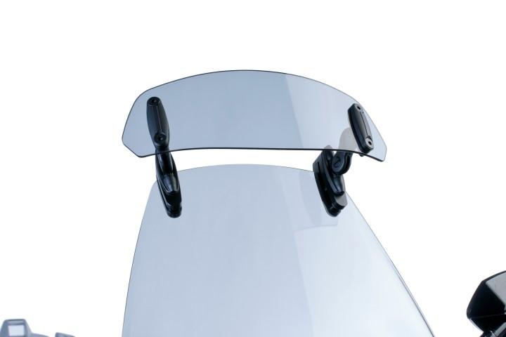 6320-PUIG-Visera-deflector-aire-Multiregulable-cup-TRIUMPH-STREET-TRIPLE-R-2016 miniatura 2