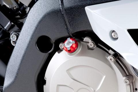 6778-PUIG-Tapon-aceite-carter-HI-TECH-aluminio-BMW-S-1000-RR-2009-2017 miniatura 2