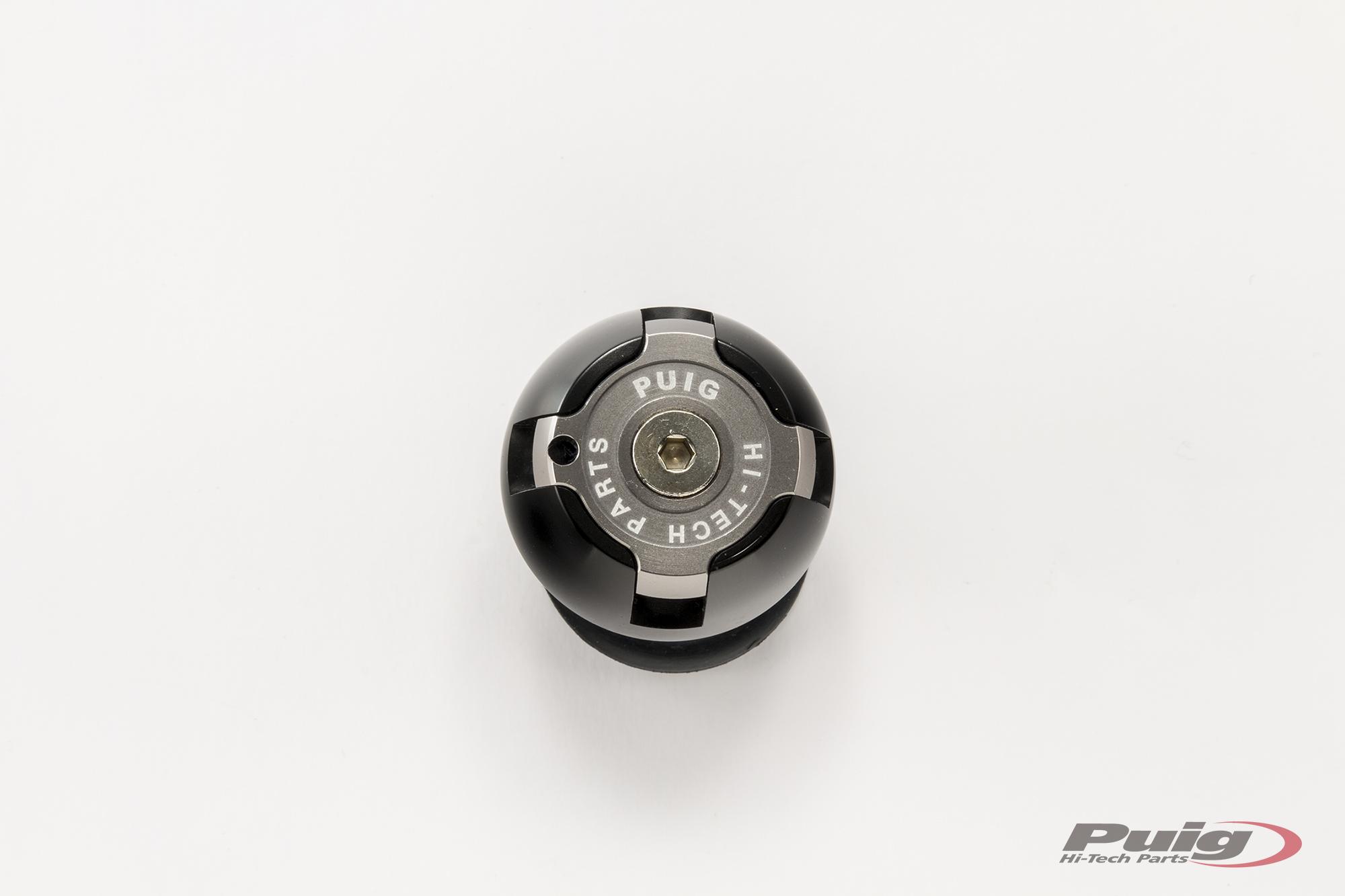 6781-PUIG-Tapon-aceite-carter-HI-TECH-aluminio-YAMAHA-MT09-2013-2017 miniature 4