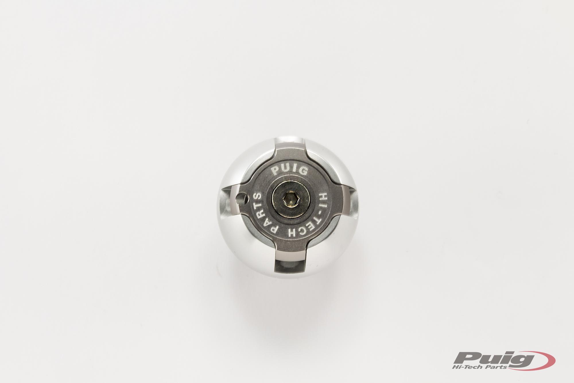 6781-PUIG-Tapon-aceite-carter-HI-TECH-aluminio-YAMAHA-MT09-2013-2017 miniature 7