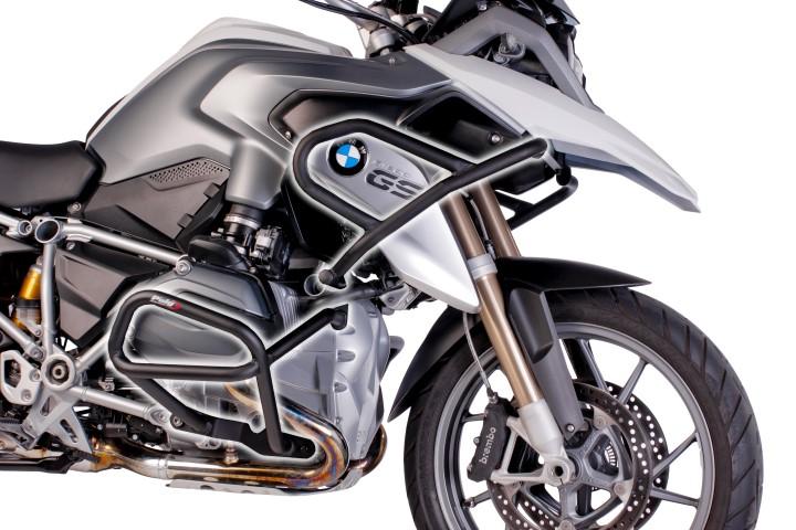 miniature 5 - 6814-PUIG-Defensas-protectores-motor-salvapiernas-BMW-R-1200-GS-2013-2013