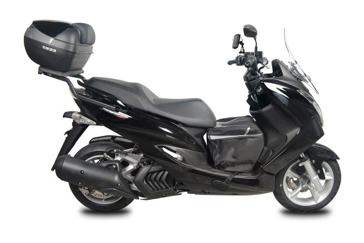 SHAD Y0TR14ST Soporte de Ba/úl para Yamaha Tricity 125 Negro