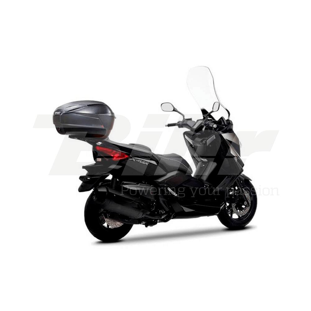 Shad Y0XM43ST Soporte de Ba/úl para Yamaha X-MAX 400 Negro